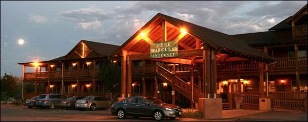 Desert Rose Inn , Bluf