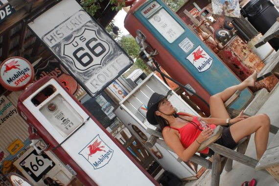 Hackberry - Route 66