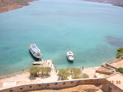 Crète Spinalonga