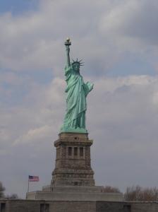 statue of liberty 2006