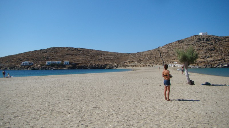 Grece Cyclades Kythnos Chrisvoyages